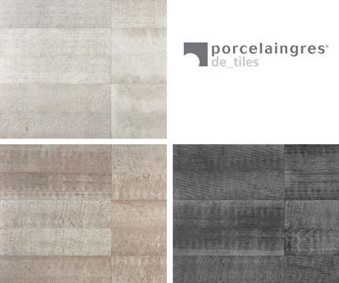 Porcelaingres: Fußböden und Verkleidungen Medley Stone