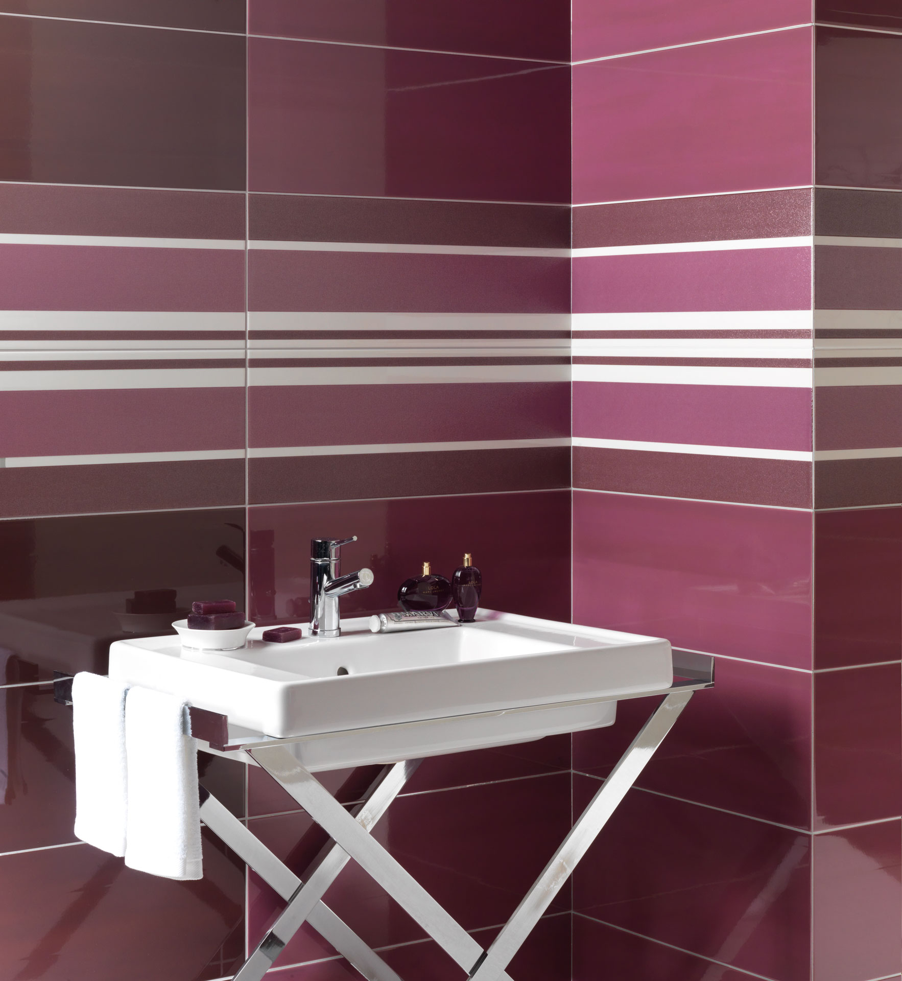 Soul Charme und Glamour: zwei Farbseelen für Räume der Gegenwart