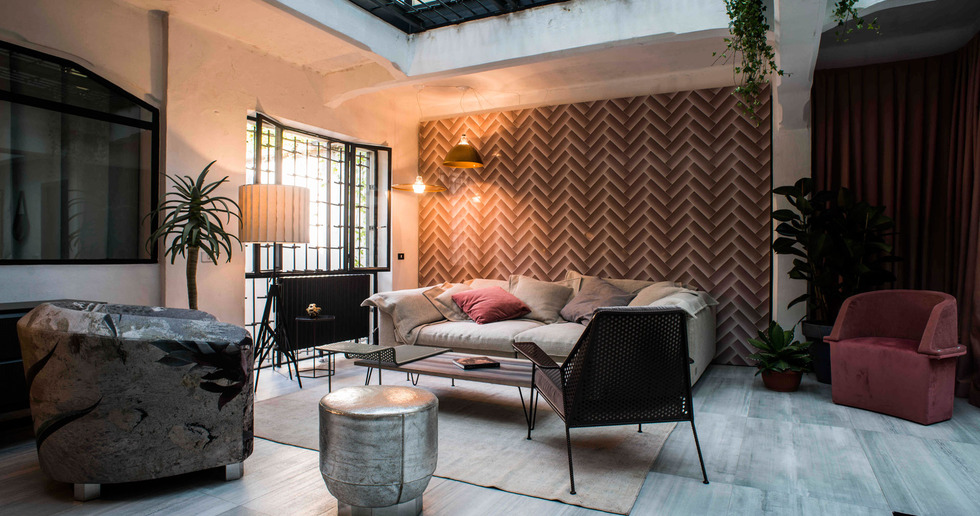 <em>Diesel Living with Iris Ceramica</em>: nuove atmosfere per l&#39;homestyle e il contract