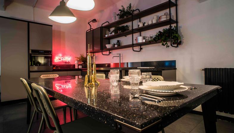 <em>Diesel Living with Iris Ceramica</em>: Neue Atmosphären für den Homestyle und Hotel- und Gastgewerbe