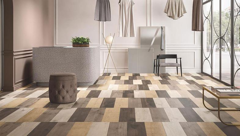 Bois Urbain: Die Faszination der Holzoptik für Oberflächen im Haus und Draußen