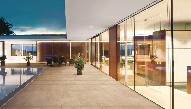 Pavimenti für den Außenbereich von FMG: Alle Vorteile von Twenty und Twenty+
