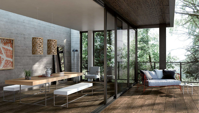 Fußböden in Holzoptik Porcelaingres: Warme und gemütliche Atmosphäre für Zuhause