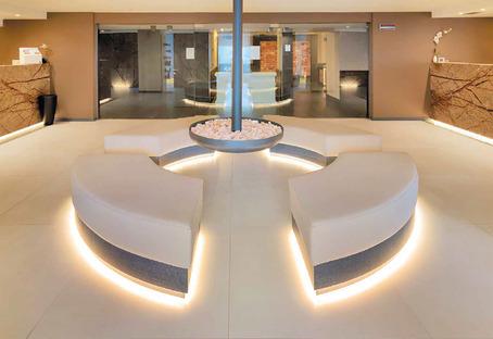 Ultra Ariostea: Die besten Oberflächen für Hotels, Resorts und SPA