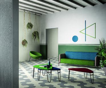 Boden- und Wandbeläge MUSA+ für die individuelle Gestaltung des Eigenheims