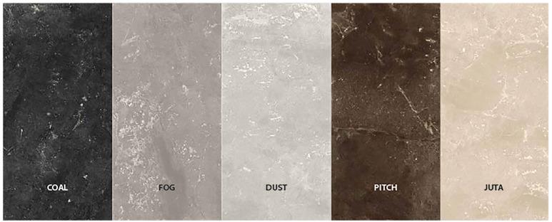 Northstone Ariostea: zeitgenössische Böden aus nordischem Stein