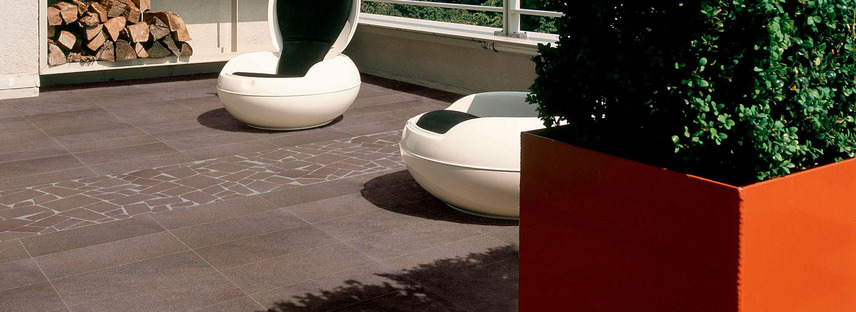 Fußböden in Steinoptik FMG für rustikal moderne Räumlichkeiten