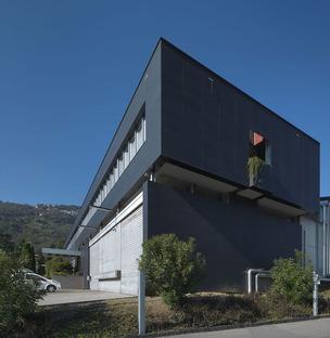 Ariostea: Verkleidungen für externen Flächen und hinterlüftete Fassaden