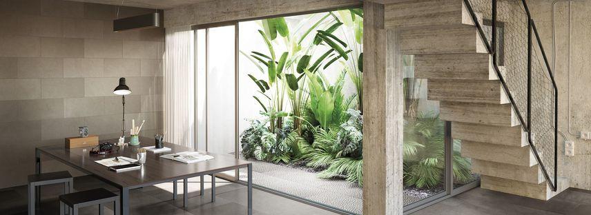 Pietra del Brenta FMG: Tradition und Design für die Oberflächen im Innen- und Außenbereich