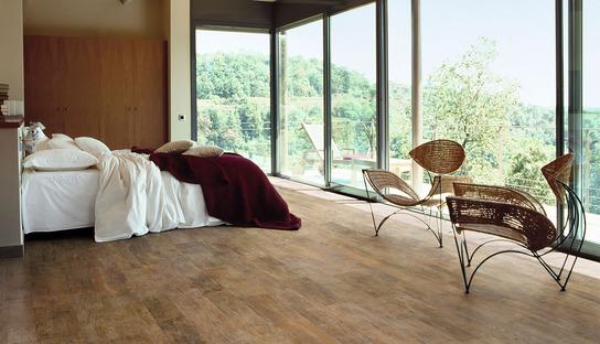Legni High-Tech Ariostea: Die Tradition als Design der Gegenwart