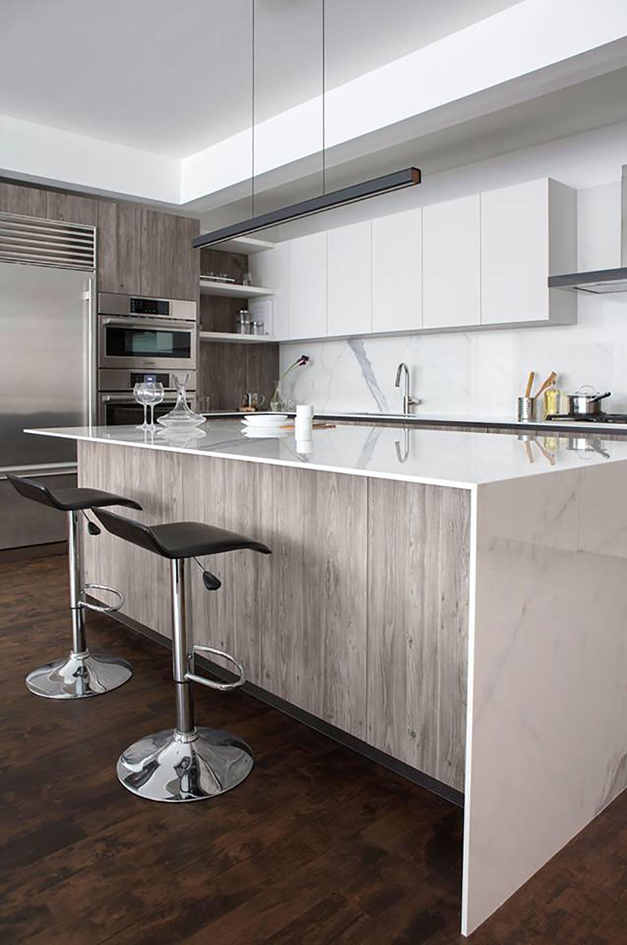 sapienstone die zukunft der zeitgenoessischen kueche floornature. Black Bedroom Furniture Sets. Home Design Ideas