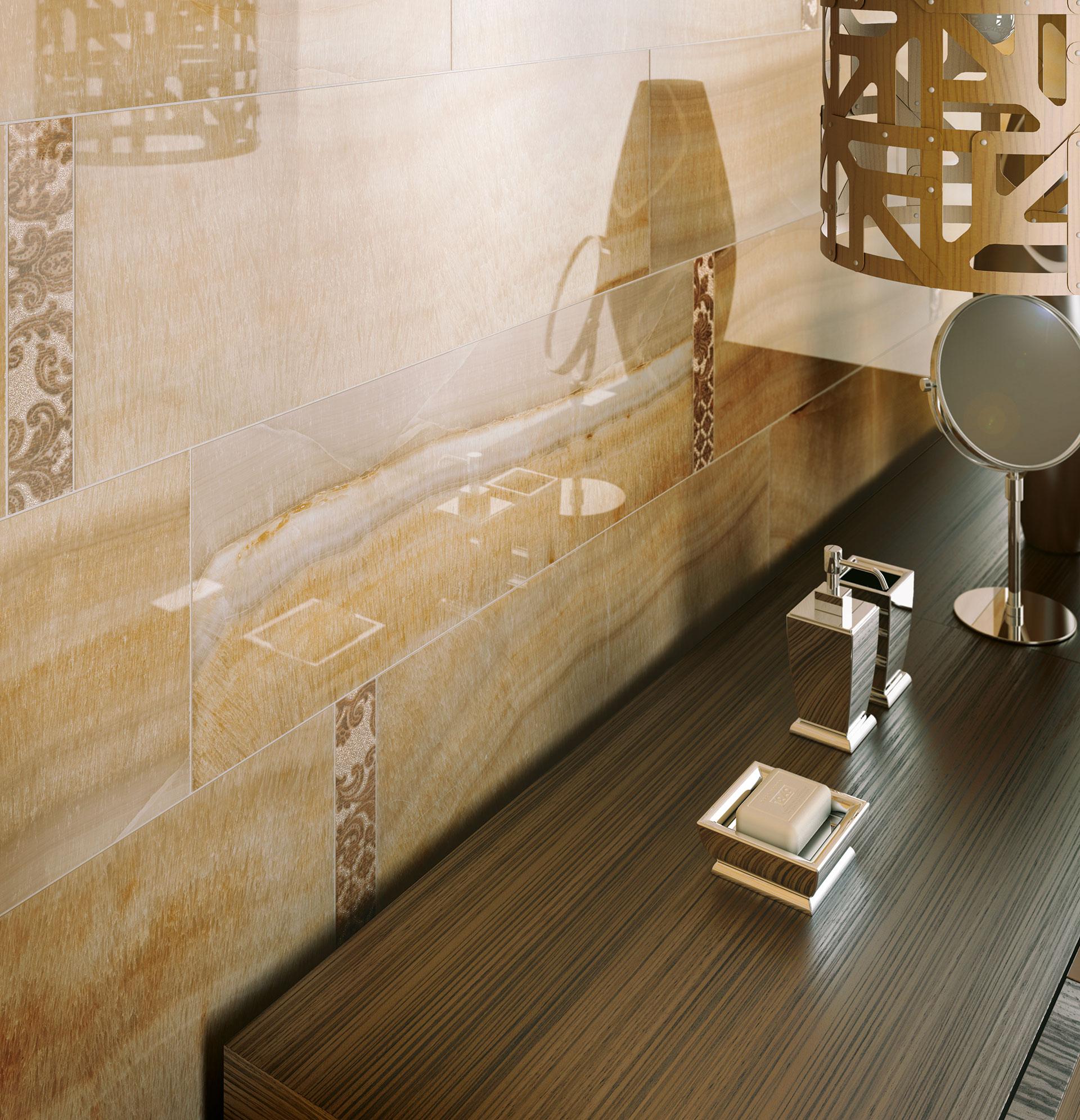 Die Faszination der klassischen Umgebungen IRIS: Wand- und Bodenbeläge Muse