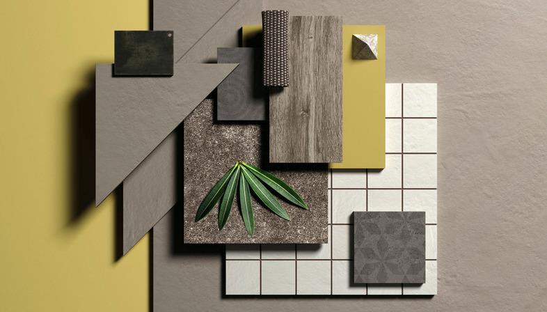 Color Studio: Farbharmonie für zeitgenössische Oberflächen