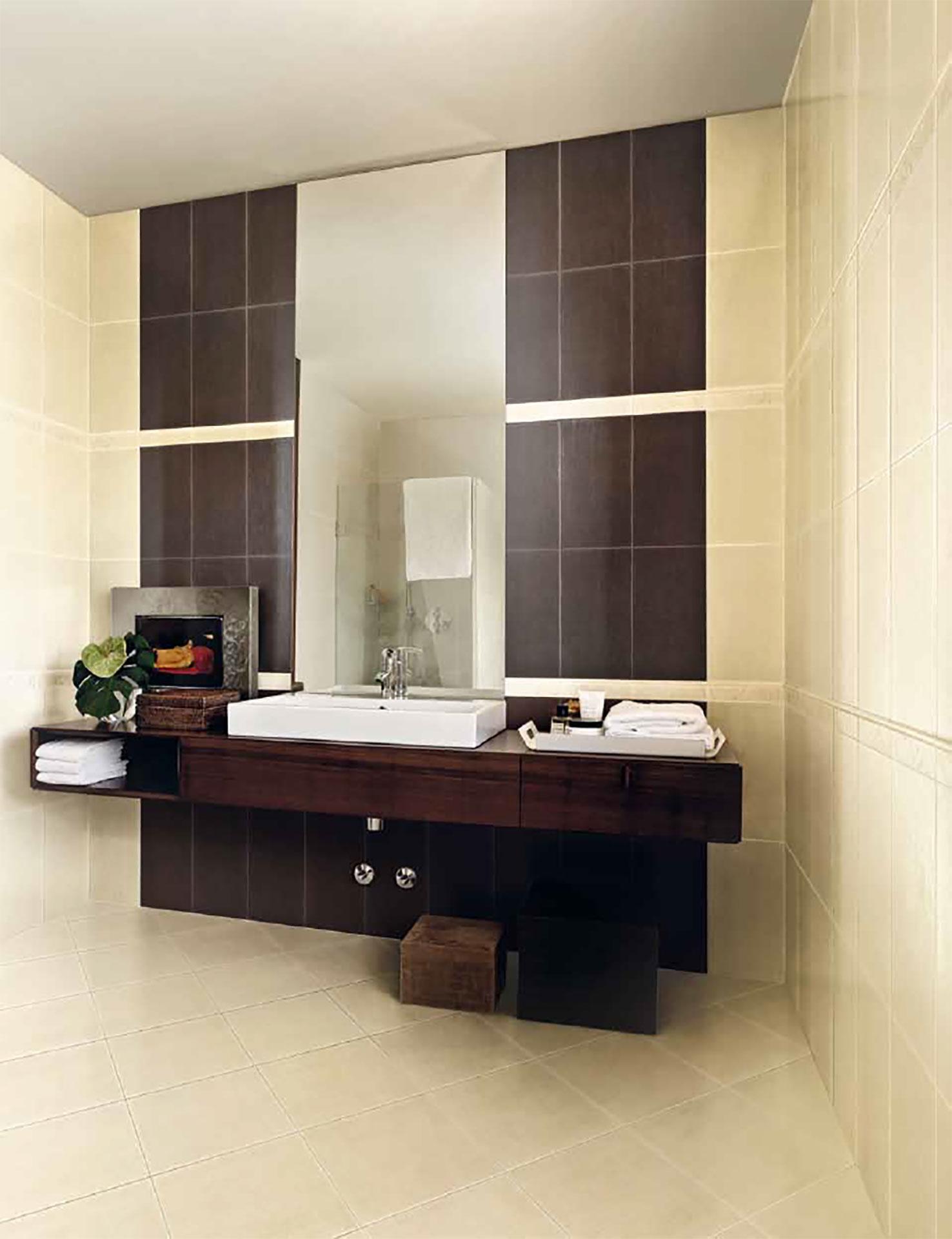 bad und kueche das klassische und moderne design von iris ceramica floornature. Black Bedroom Furniture Sets. Home Design Ideas