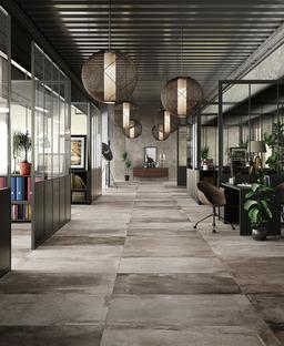Ground und Downtown: neue Kollektionen IRIS für zeitgenössische Umgebungen