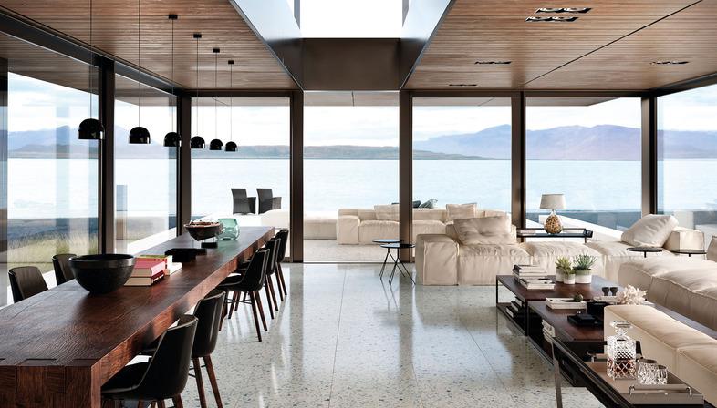 Neue Kollektionen FMG: mit Venice Villa eine Renaissance des venezianischen Terrazzobodens