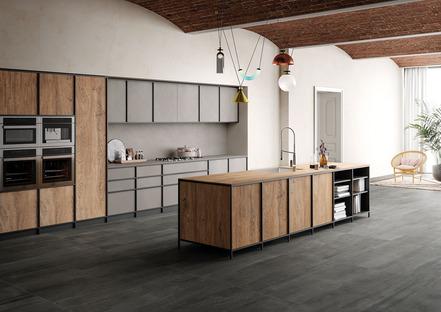 Küchenarbeitsplatten in Holzoptik: Die neue Kollektion Rovere SapienStone