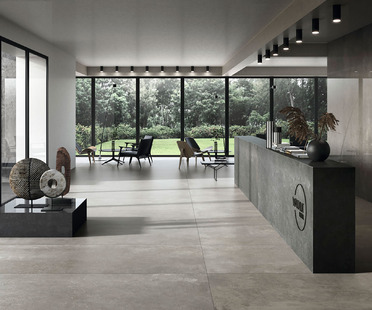 Porcelaingres: Das neue Großformat Great Metastone