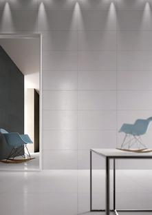 Just Beige und Just Grey: Verkleidungen aus technischer Keramik Porcelaingres