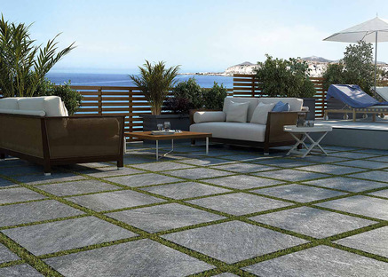 Porcelaingres #20 Outdoor: Gestaltungsvorschläge für den Außenbereich