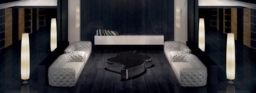 Die Eleganz und Faszination dunkler Oberflächen: Marmi Maxfine FMG
