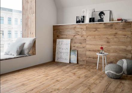 Porcelaingres: Lösungen in Holzoptik für alle Oberflächen des Hauses 2020