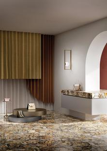 Schönheit und Dekoration: Verkleidungen und Einrichtungsgegenstände Agata Maximum