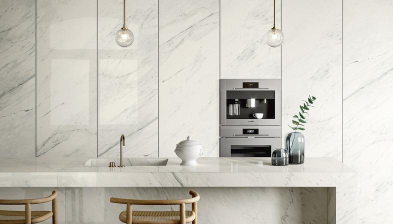 Widerstandskraft und Schönheit: Feinsteinzeug für die Küche 2020 SapienStone
