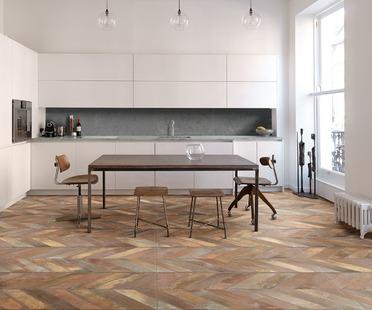 Holz, Stein, Terrakotta und Majolika: Vielfalt und Fantasie mit den Böden Whole