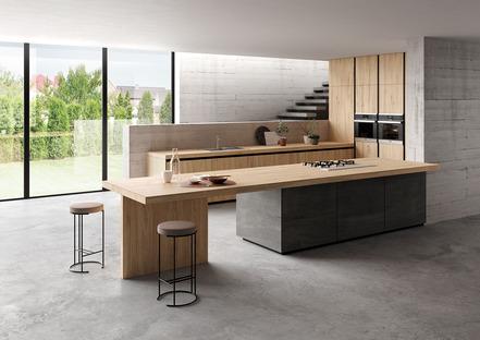 Praktisch, vielseitig und strapazierfähig: Die neue Küche 2020 mit einer Küchenarbeitsfläche SapienStone