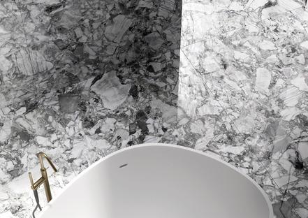 White und Grey Beauty: Schönheit und Originalität der neuen Kollektion Marmi Maximum
