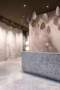 Maxfine Gemstone: die Ästhetik der Mineralien für neue keramische Oberflächen