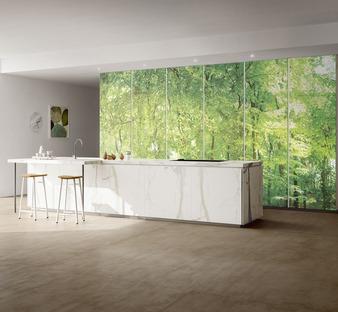 DYS Design Your Slabs: die Keramikplatten jeder Umgebung dekorieren und individuell gestalten