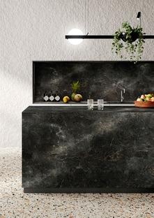 Die Qualität der Küchenumgebung mit funktionellen und rationellen Küchenarbeitsplatten verbessern