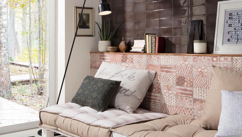 Trendige Keramiklösungen: Die Faszination der dekorierten Verkleidungen