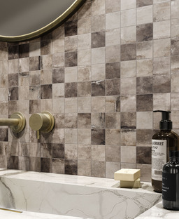 Das moderne Bad: Keramiklösungen im Vintage-Stil