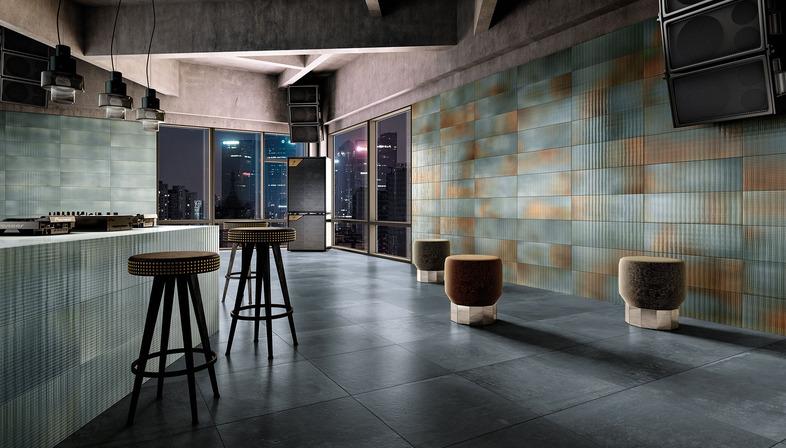 Ikonisch, vintage, informell: Der Lifestyle Diesel Living with Iris Ceramica