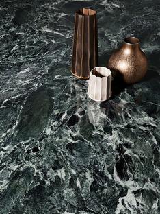 Zwischen klassisch und zeitgenössisch: die Ästhetik des Marmors in neuen Texturen von FMG