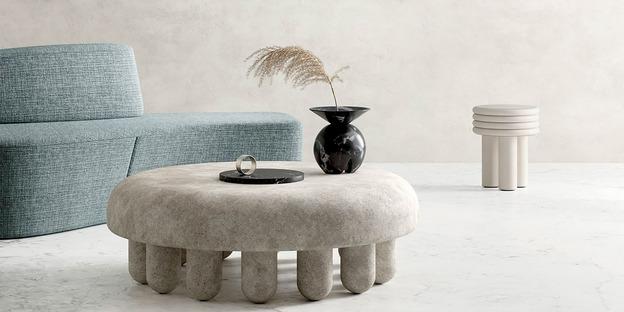 Praktisch und dekorativ: die beiden Seelen des Marmors in den neuen Kollektionen von Fiandre