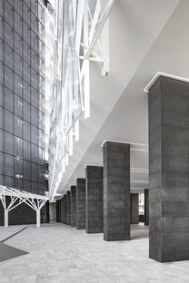 Effizienz und Schönheit: Hinterlüftete Fassaden von Granitech für Neubauten und Renovierungen