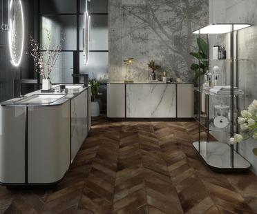 Seventyonepercent: das Badezimmer mit authentischem und unverwechselbarem Design