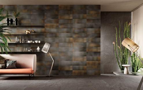 Trenddesign 2021: Der innovative Homestyle Diesel Living with Iris Ceramica