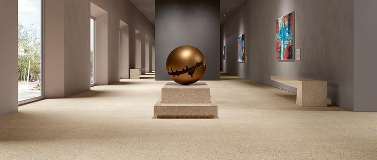 Originell und einzigartig, wie in der Natur: die Keramikplatten FMG Palladio