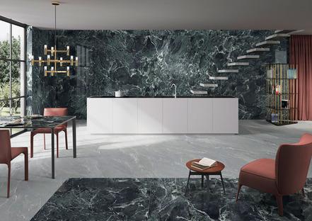 Praktisch und leicht: neue Formate von H270 Maxfine für Wandverkleidungen und Möbel