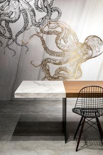 Der Dekorationstrend bei keramischen Oberflächen: DYS - Design Your Slabs