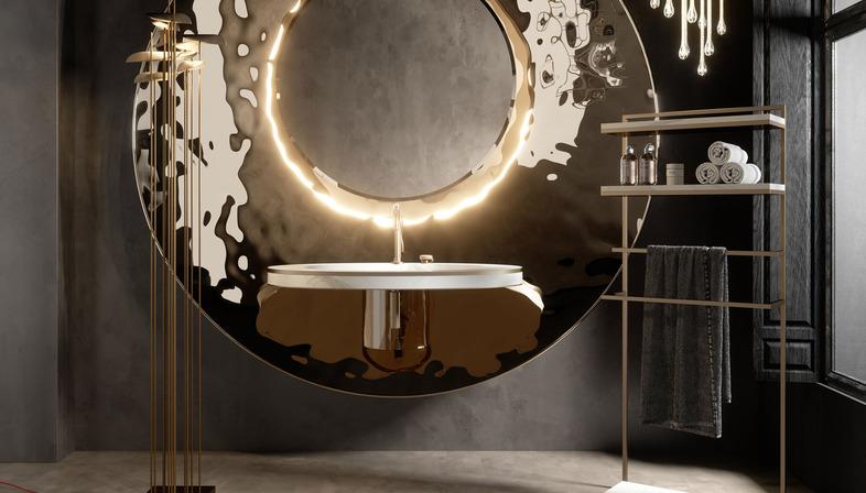 Seventyonepercent: neue Badkonzepte im Zeichen der technischen Keramik