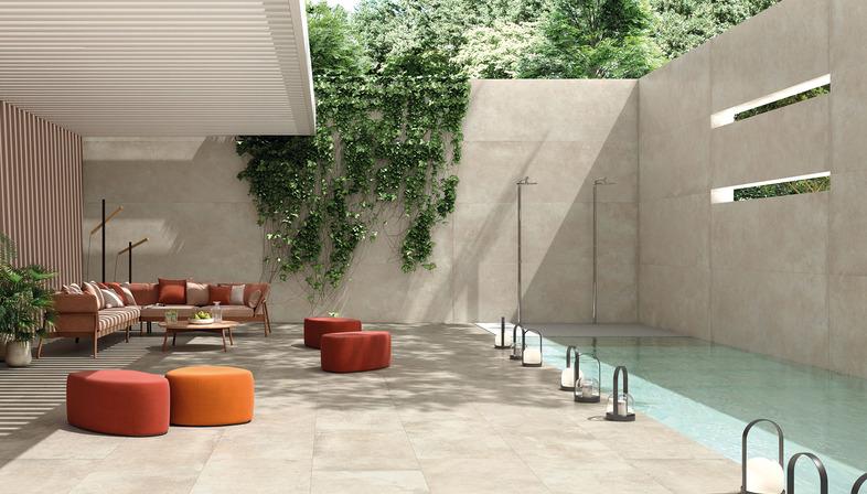 FMG technische Keramikoberflächen für den Außenbereich: Vorteile und Schönheit für öffentliche und private Räume