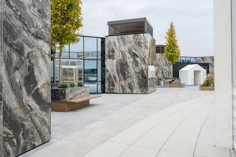 Hinterlüftete Wände von Granitech: die Vorteile des thermischen Gleichgewichts