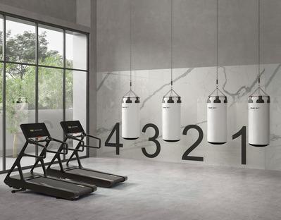 Dekorieren und personalisieren von Umgebungen mit technischer Keramik: DYS - Design Your Slabs