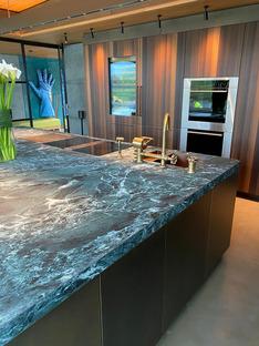 Küchenarbeitsplatten SapienStone: langlebige und praktische Oberflächen für individuell gestaltete Umgebungen